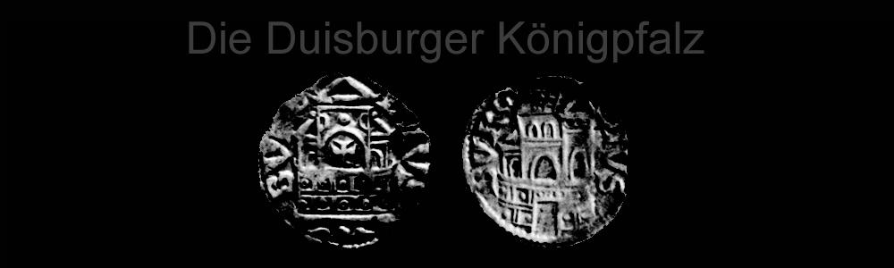 Die Duisburger Königpfalz
