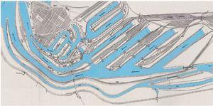 Ruhrort Hafen 1908