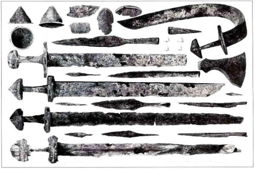 Eisenteile Wikinger