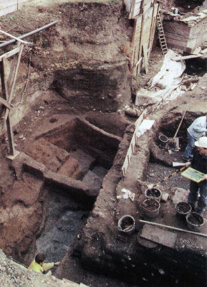 Günter Krause. Archäologische Zeugnisse zur frühen Geschichte Duisburgs