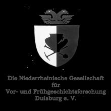 Logo der Niederrheinischen Gesellschaft.